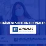 Inglés – Exámenes Internacionales