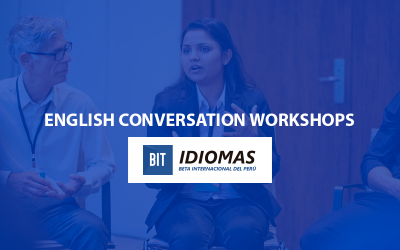 Inglés – English Conversation Workshop