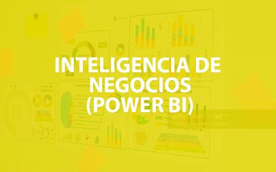 Inteligencia de Negocios con Power B.I.