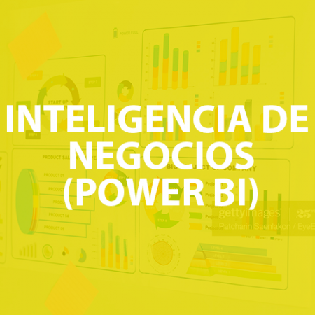 Inteligencia de Negocios con Power B.I.